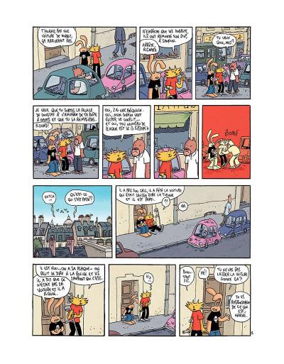 Page 3 Les nouvelles aventures de Lapinot tome 1