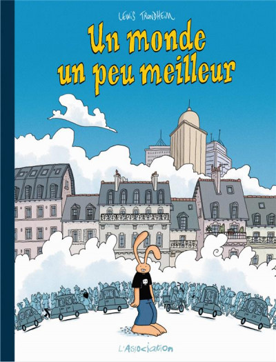 Couverture Les nouvelles aventures de Lapinot - édition spéciale tome 1