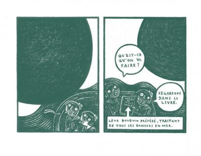 Page 1 La perruche noire