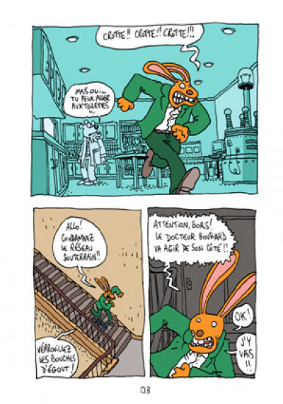 Page 3 Les fins du monde
