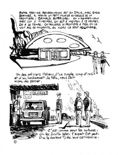 Page 1 Humains - La Roya est un fleuve