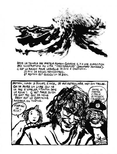 Page 2 Humains - La Roya est un fleuve