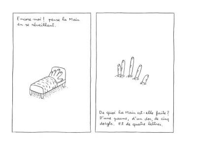 Page 7 La main à cinq doigts