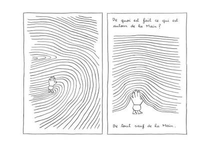 Page 8 La main à cinq doigts