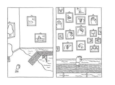 Page 9 La main à cinq doigts