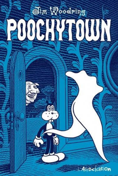 Couverture Poochytown