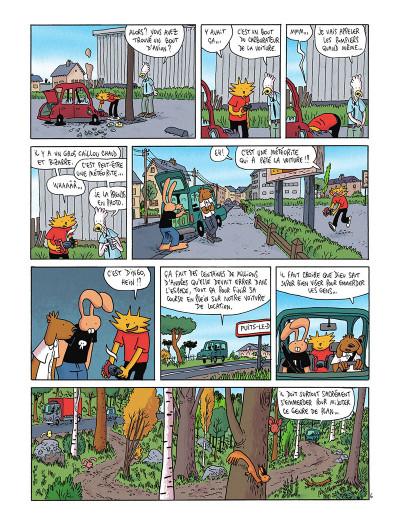 Page 7 Les nouvelles aventures de Lapinot tome 5 - L'apocalypse joyeuse