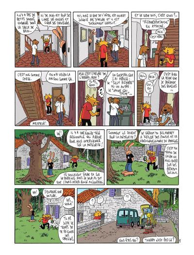Page 9 Les nouvelles aventures de Lapinot tome 5 - L'apocalypse joyeuse