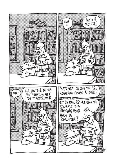 Page 0 Richard et les quasars