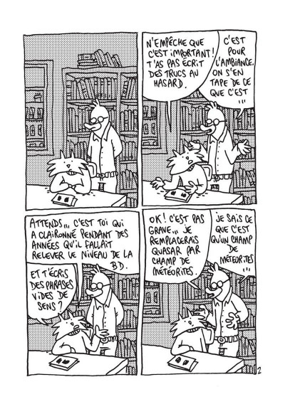 Page 4 Richard et les quasars
