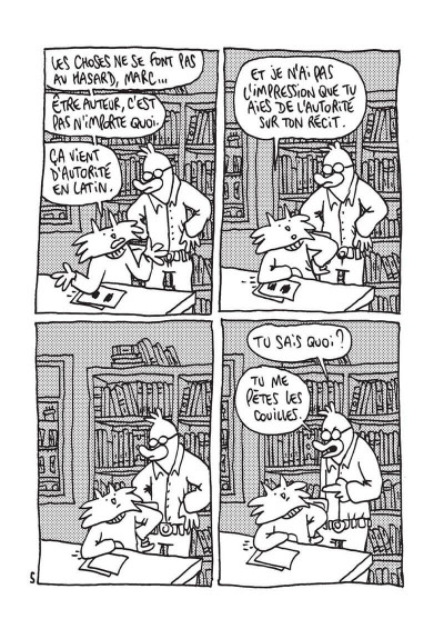 Page 7 Richard et les quasars