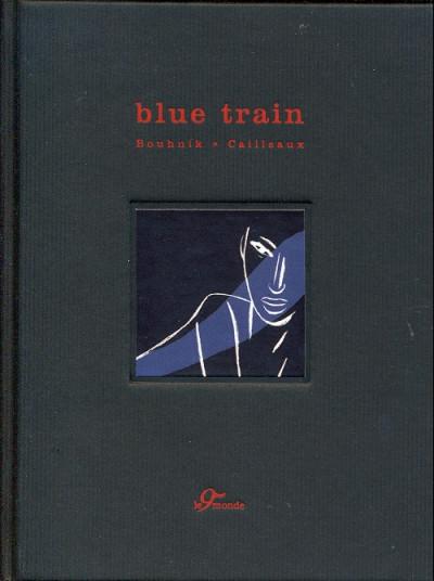 Couverture blue train