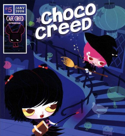 Couverture choco creed tome 5 - spécial mystère