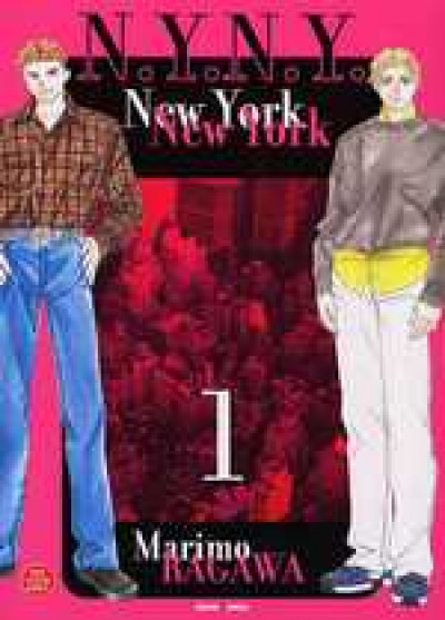 Couverture New York New York tome 1
