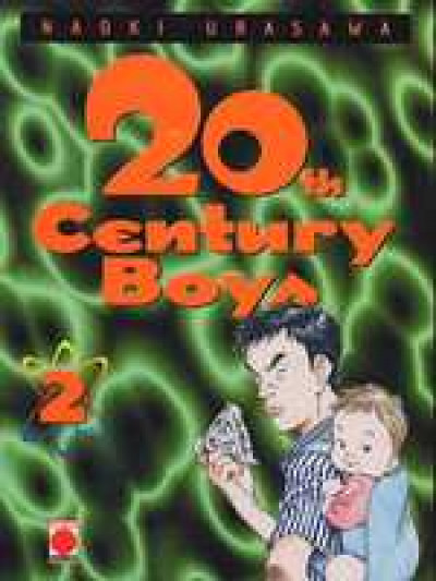 Couverture 20th century boys tome 2