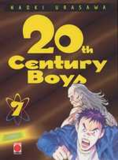 Couverture 20th century boys tome 7