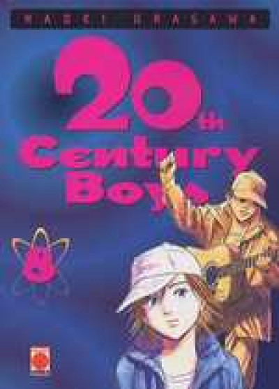 Couverture 20th century boys tome 8