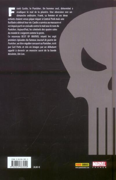 Dos the punisher ; journal de guerre