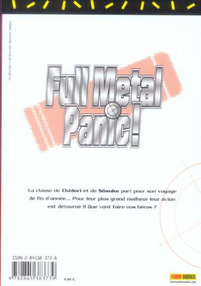 Dos Full metal panic tome 2
