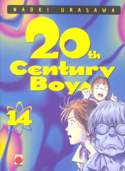 Couverture 20th century boys tome 14