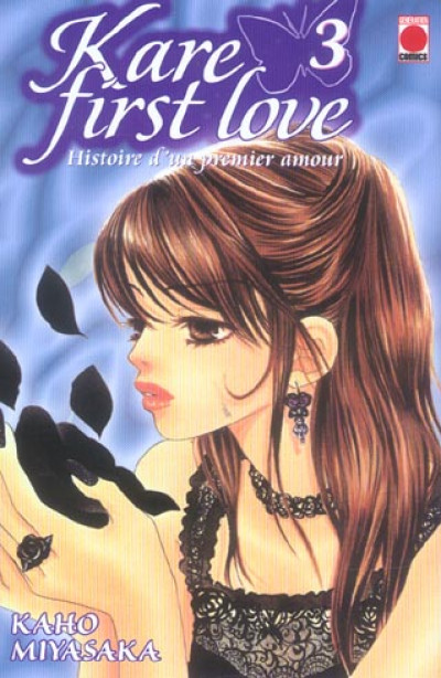 Couverture kare first love tome 3