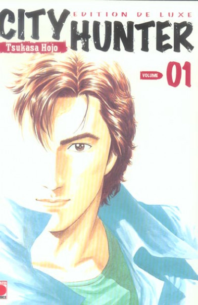 Couverture city hunter tome 1