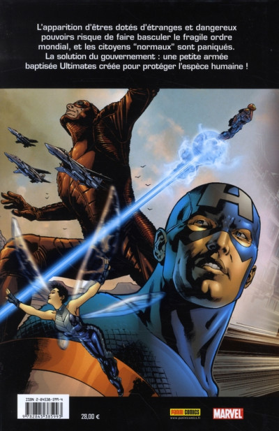 Dos Ultimates tome 1