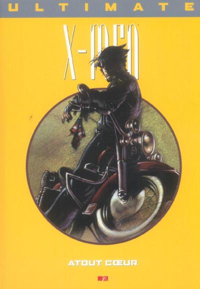 Couverture Ultimate x-men (prestige) tome 8 - atout coeur