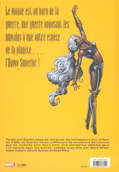 Dos Ultimate x-men (prestige) tome 8 - atout coeur