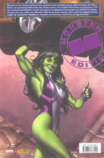 Dos miss hulk tome 1 - à armes inégales