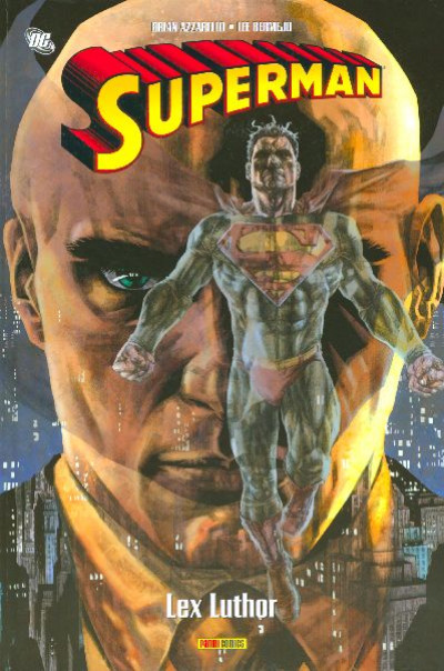 Couverture superman ; lex luthor