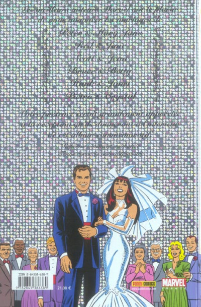 Dos marvel mariages