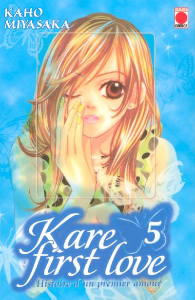 Couverture kare first love tome 5