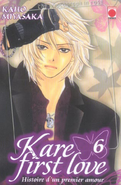Couverture kare first love tome 6