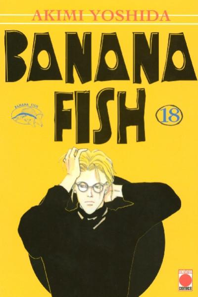 Couverture Banana fish tome 18