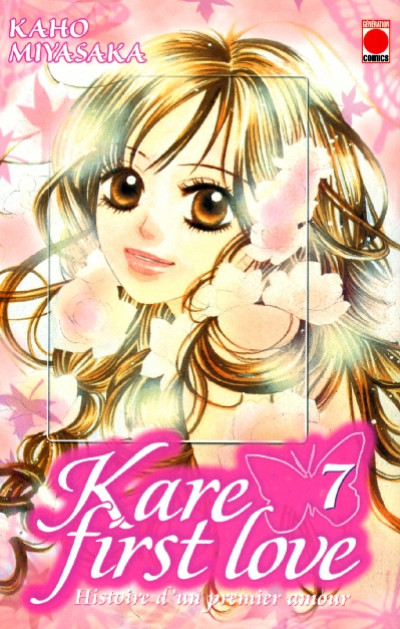 Couverture kare first love tome 7