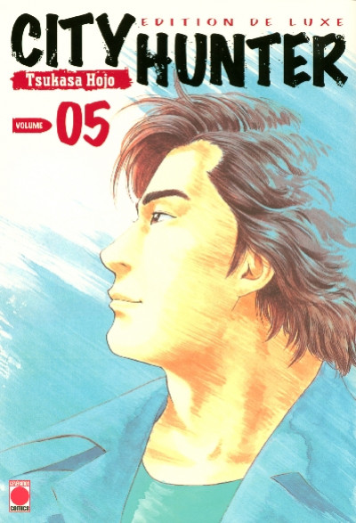Couverture city hunter tome 5