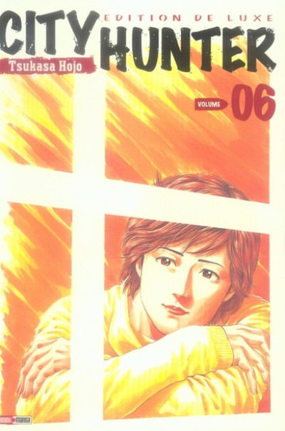 Couverture city hunter tome 6