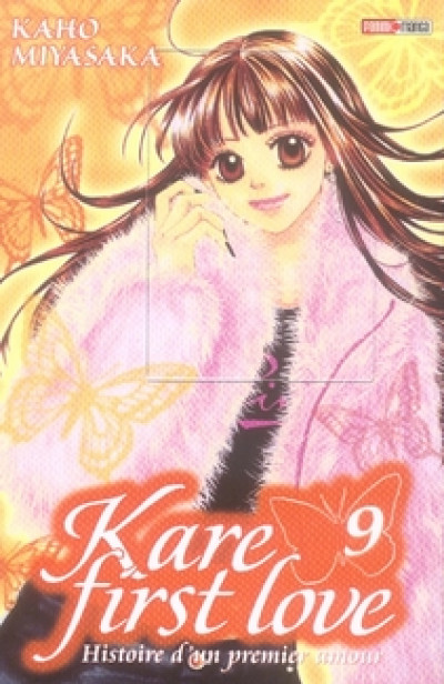 Couverture kare first love tome 9