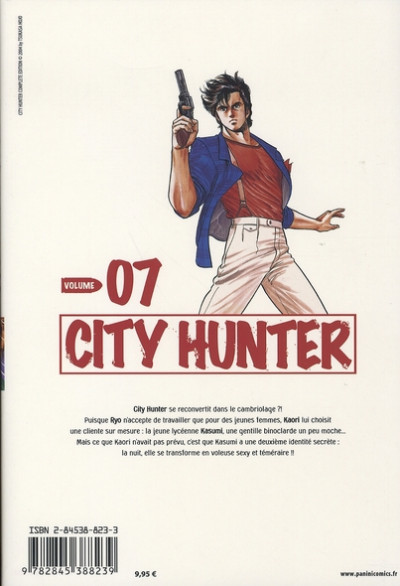 Dos city hunter tome 7