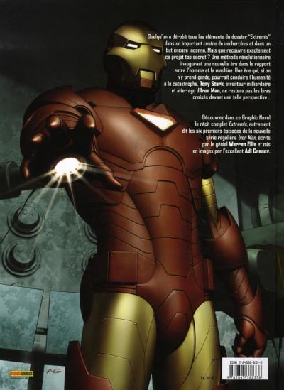Dos iron man ; extremis