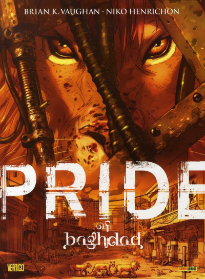 Couverture pride of baghdad