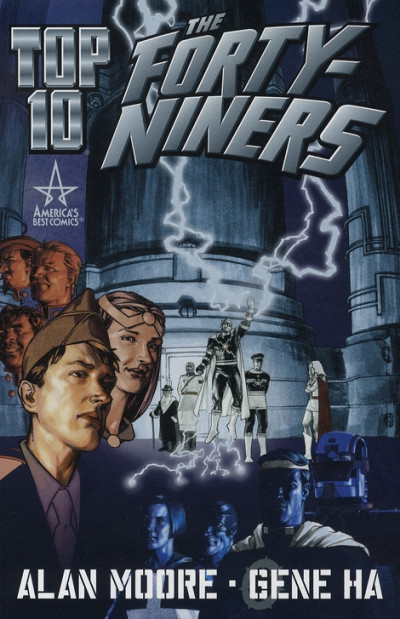 Couverture top 10 ; the forty niners