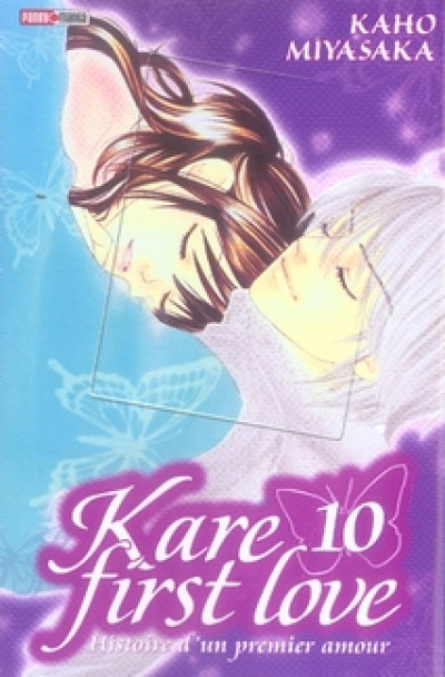 Couverture kare first love tome 10
