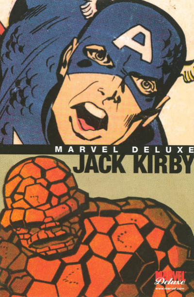 Couverture jack kirby