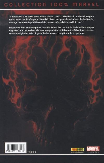 Dos ghost rider tome 2 - enfer et damnation