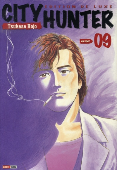 Couverture city hunter tome 9