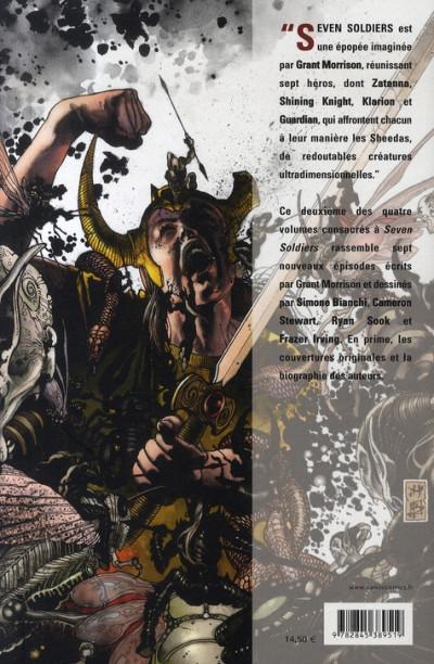 Dos seven soldiers of victory tome 2 - les trois jours du mort
