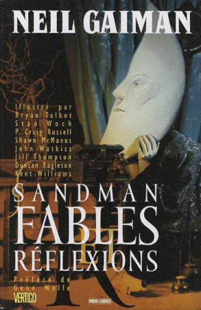Couverture Sandman tome 6 - fables et réflexions