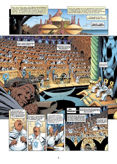 Page 4 trolls de troy tome 4 - le feu occulte